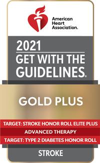2021 Obtenga con las pautas stroke gold plus