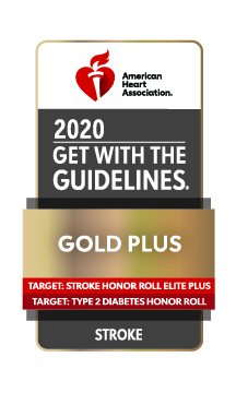 2020 Get with the guidelines stroke gold plus