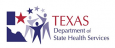 Texas Health Dept Logo