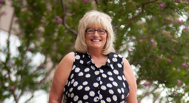 Ankle Fusion Patient — Pam Ramey