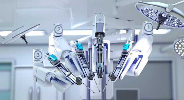 Robotic Surgery At Texoma Medical Center