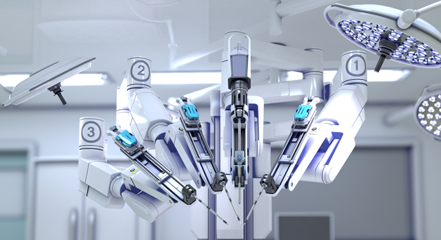 Robotic Surgery At Texoma Medical Center