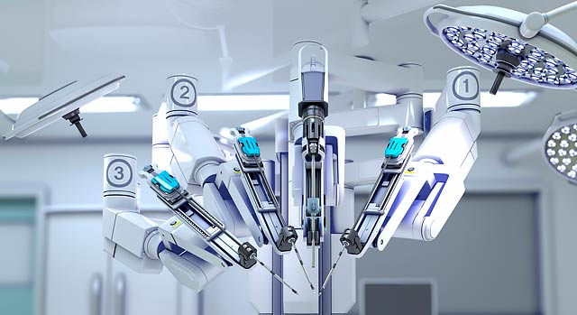 Center for Robotic Surgery