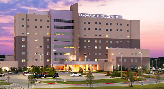 About the Hospital | Texoma Medical Center