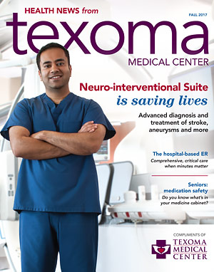 TMC Health News Magazine Fall 2017