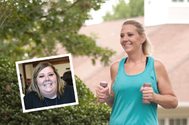 Weight-Loss Success — Christy Avery