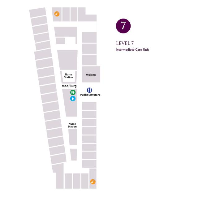 Map - Level 7