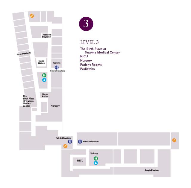 Map - Level 3