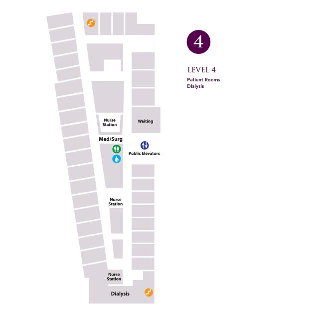 Map - Level 4